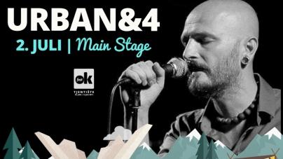 Nektar OK Fest 2017: Damir Urban vas poziva na Tjentište