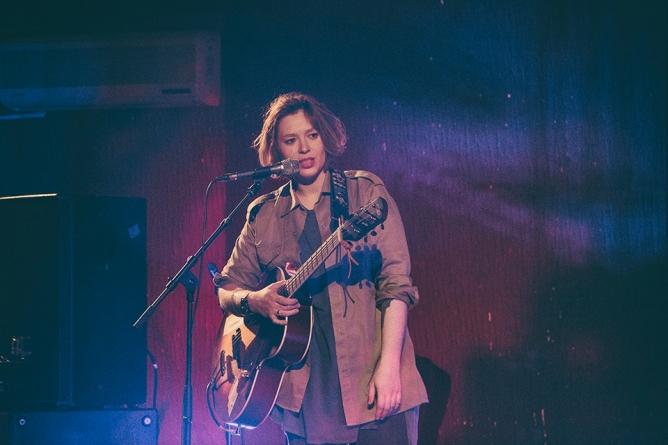 Ana Ćurčin 26. decembra u novosadskom Radio kafeu
