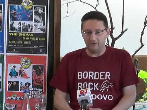 Intervju – Dejan Mihajlović, organizator Border rock festivala
