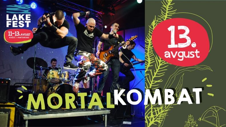 Mortal Kombat prvo ime 7. Lake festa