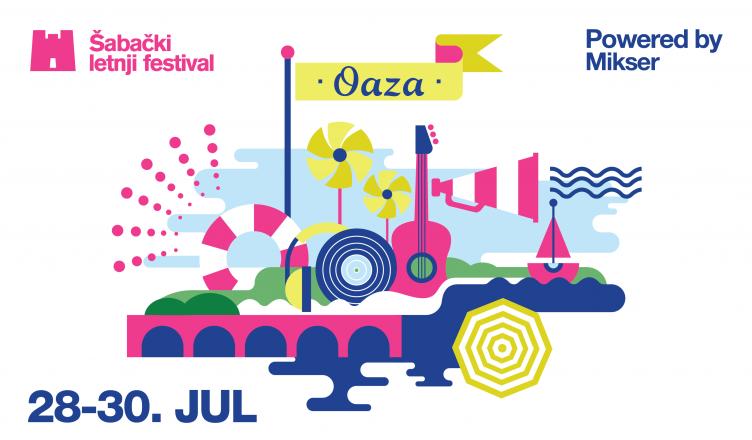 Otkrivena sva muzička imena Šabačkog letnjeg festivala 2017