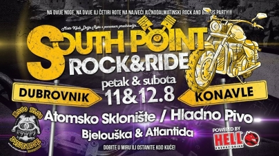 Hladno pivo i Atomsko sklonište na festivalu South Point 2017