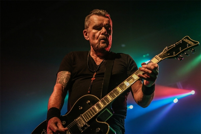 Intervju – Billy Duffy (The Cult)