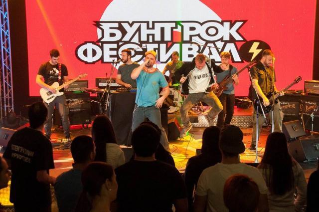 Viva Vops pobednici Bunt rock festivala