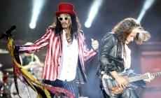 Aerosmith na evropskoj turneji povodom 50. godišnjice benda