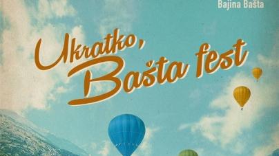 Četvrto izdanje Bašta festa od 29. juna do 02. jula