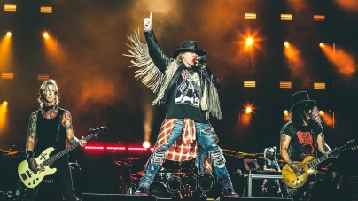 Guns N` Roses planiraju novi album