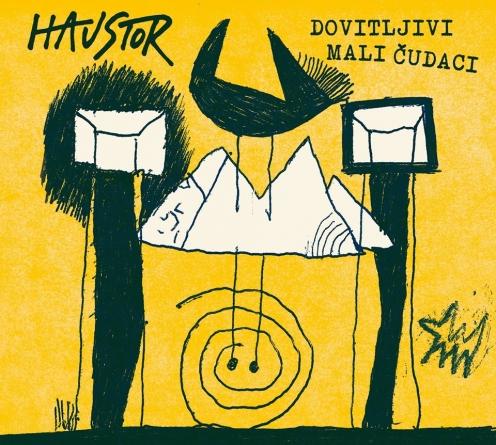 """Objavljen album Haustora """"Dovitljivi mali čudaci"""""""