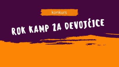 Prvi rok kamp za devojčice u Srbiji
