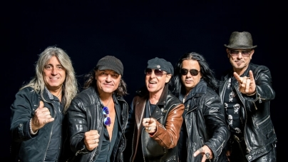 Scorpions 7. decembra u Kombank Areni