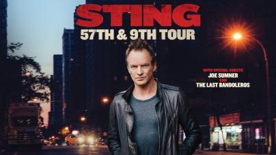 Ostalo još malo ulaznica za koncert Stinga u Areni