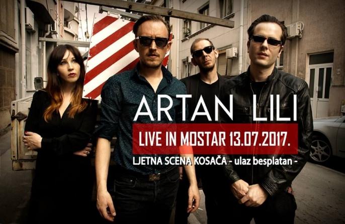 Artan Lili po prvi put u Mostaru