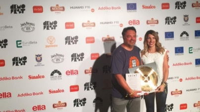 Buka dobila nagradu za Najboljeg novinara na Demofestu