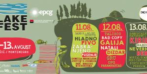 Lake Fest: Počela prodaja karata u Crnoj Gori