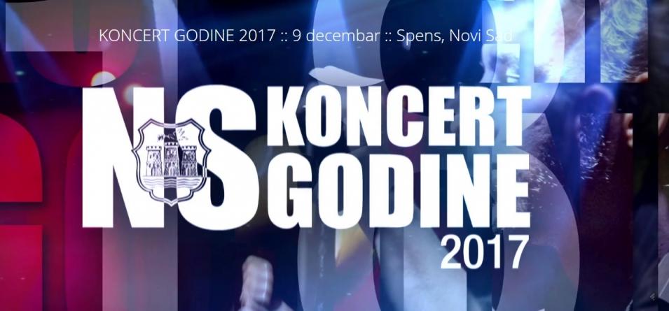 Obojeni Program i KKN na 18. Koncertu Godine