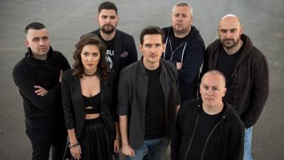 Promocija box seta grupe S.A.R.S. na štandu Record Store u utorak 26. juna