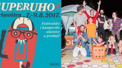 Dječji kutak na SuperUho Festivalu
