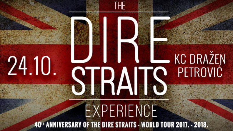 The Dire Straits Experience 24. listopada u Zagrebu