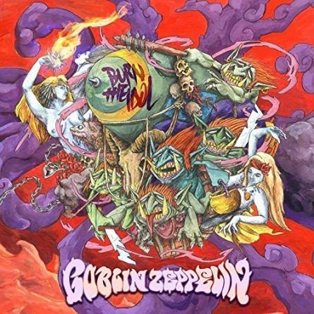 """Goblin Zeppelin objavili album """"Burn the idol"""""""