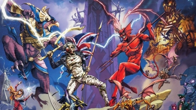 Stiže strip sa Eddiejem iz Iron Maidena