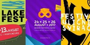Nikšić: Avgustovski repertoar Programa podrške u znaku festivala