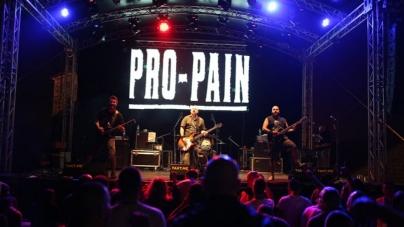 Pro-Pain 3. 12. u zagrebačkom KSET-u