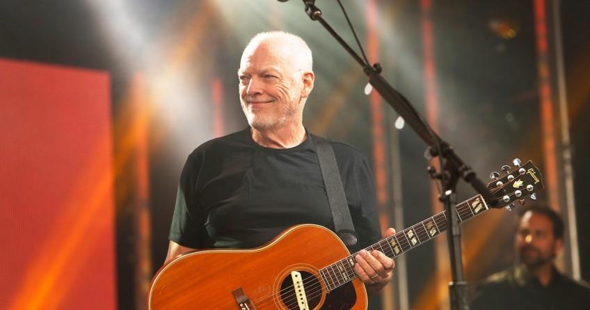"""David Gilmour: """"Osjećam da mogu krenuti na još jednu turneju bez novog albuma"""""""