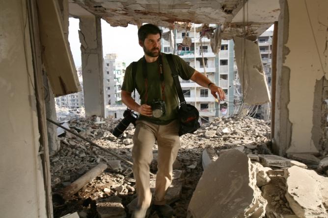 Netflix će uskoro ispričat priču ubijenog ratnog fotografa Chrisa Hondrosa