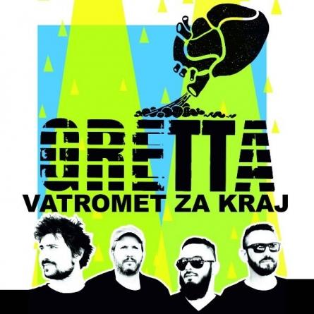 "Gretta singlom ""Vatromet za kraj"" najavljuje novi album"