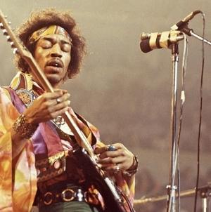 """Poslušajte live izvedbu pjesme """"Ezy Rider"""" Jimija Hendrixa"""