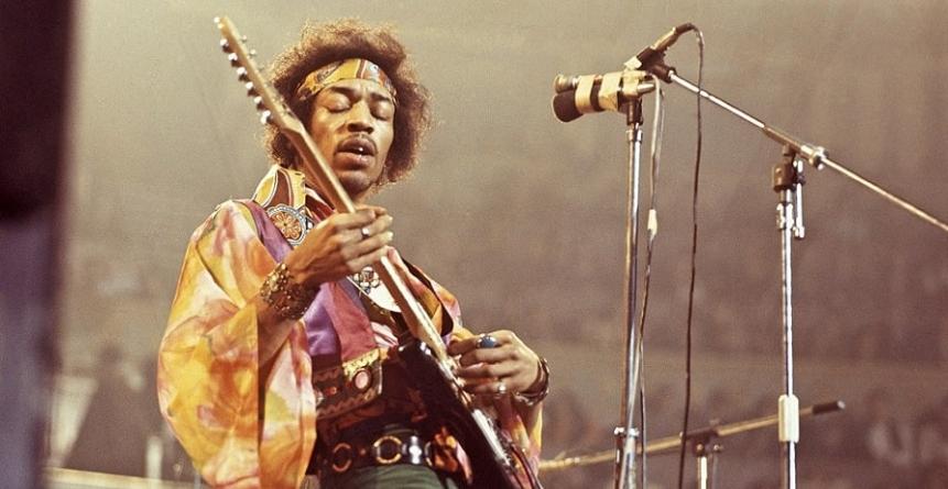 Louder: Jimi Hendrix je najbolji gitarista svih vremena
