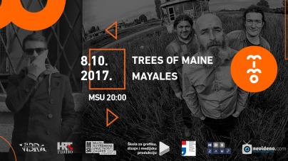 Trees Of Maine i Mayales otvaraju 5. sezonu MIMO-a