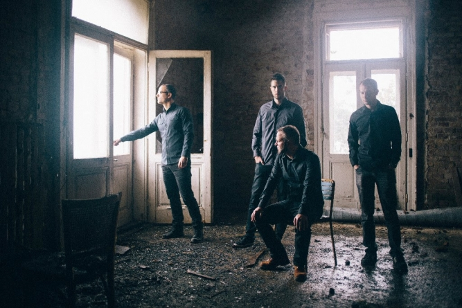 Koncertna promocija novog albuma grupe Nord u klubu KSET