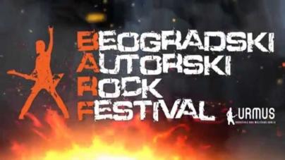Počele prijave za Beogradski autorski rok festival – BARF 9
