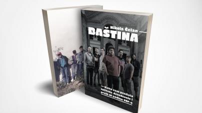 Promocija knjige 'Baština – kako sam preživio splitske devedesete i prvih 10 godina TBF-a'