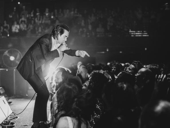 Nick Cave and The Bad Seeds 4. juna 2020. u Beogradu
