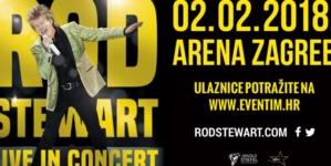 Rod Stewart priprema iznenađenje za zagrebačku publiku