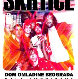 Škrtice sutra u Domu omladine Beograda