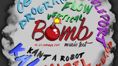 2. BOMB Music Festival od 19. do 21. oktobra