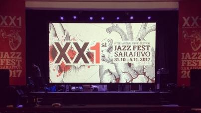 Večeras počinje XX1. Jazz Fest Sarajevo