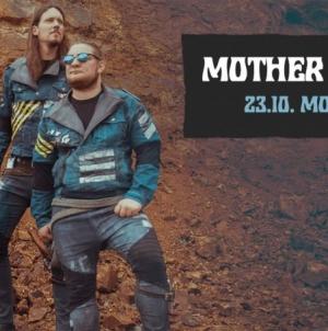Mother Engine 23. listopada u klubu Močvara