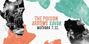 Savak i The Poison Arrows u Močvari