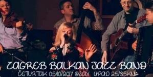Zagreb Balkan Jazz BandiBalkalar sutra u Saxu