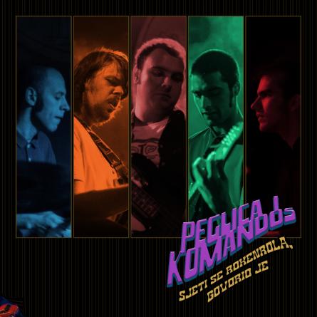 "Peglica i Komandos izdali live album ""Sjeti se rokenrola, govorio je"""