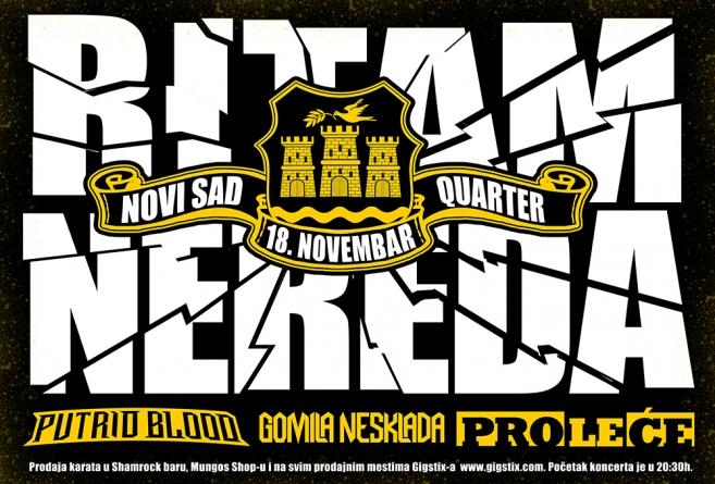 Ritam Nereda pripremaju spektakl 18. novembra