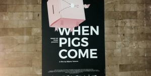 """Premijerno na 23. FAF-u: Biljana Tutorov predstavila film """"Kada dođu svinje"""""""