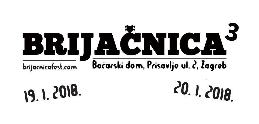 Poznata prva imena trećeg izdanja festivala Brijačnica