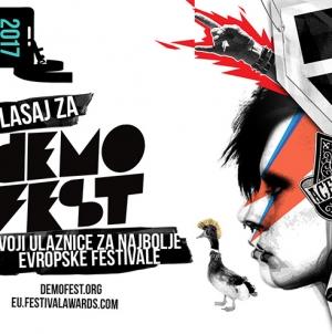 Demofest u utrci za Evropsku nagradu