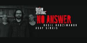 Dušan Jevtović Trio 17. novembra u SKC-u Kragujevac