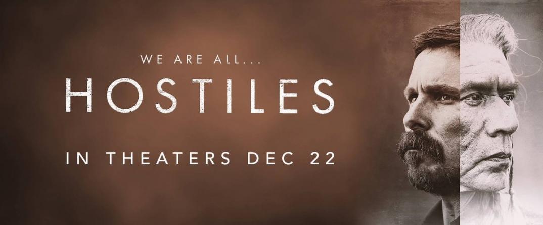 "Christian Bale u traileru za novi vestern ""Hostiles"""